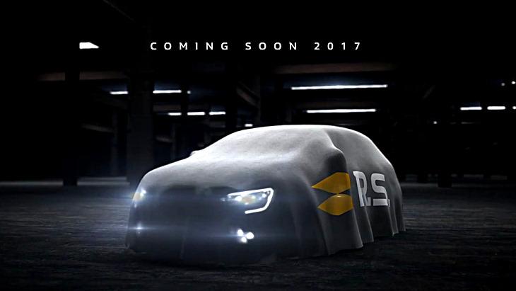 Перше зображення нового Renault Megane