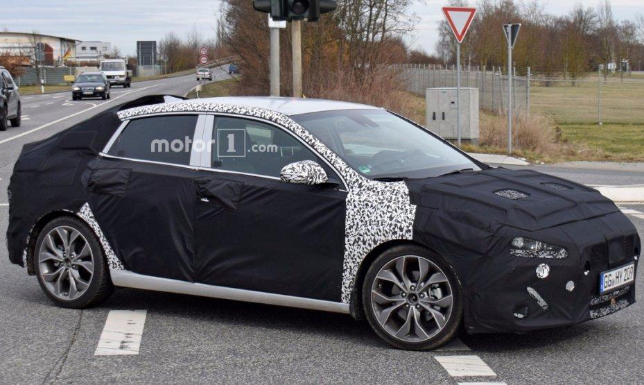 На дорожні тести виїхав новий Hyundai i30