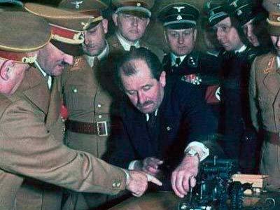 США вважають Фердинанда Порше нацистом