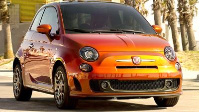 Fiat готує спецверсію 500 Cattiva