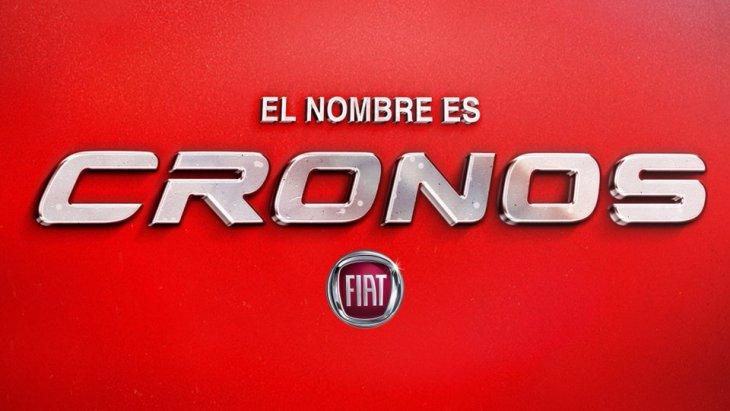 Новий компактний седан FIAT отримав назву Cronos