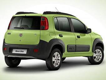 Новий Fiat Uno