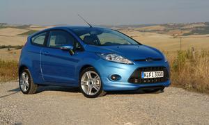 M-Sport створює ралійну Ford Fiesta S2000