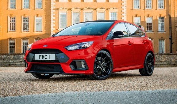 Ford Focus знову оновився