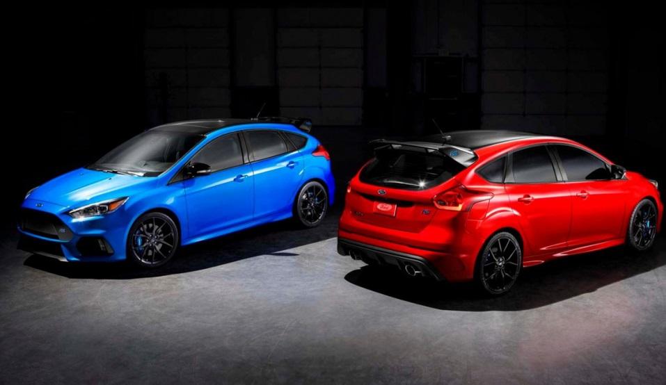 Ford представив новий Focus 2018