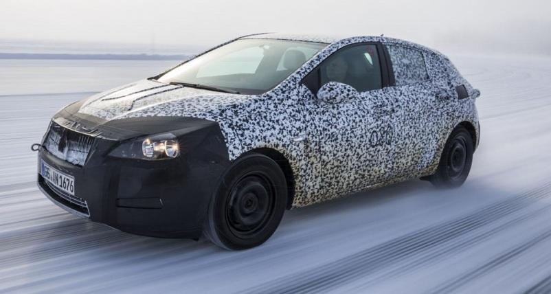 Opel Astra 2016: фотографії від виробника