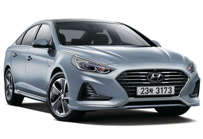 Нова Hyundai Sonata 2018: офіційна презентація