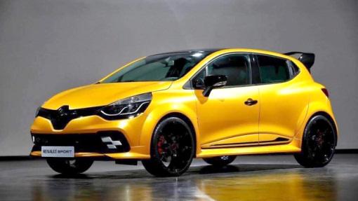 Перші фото нового Renault Clio