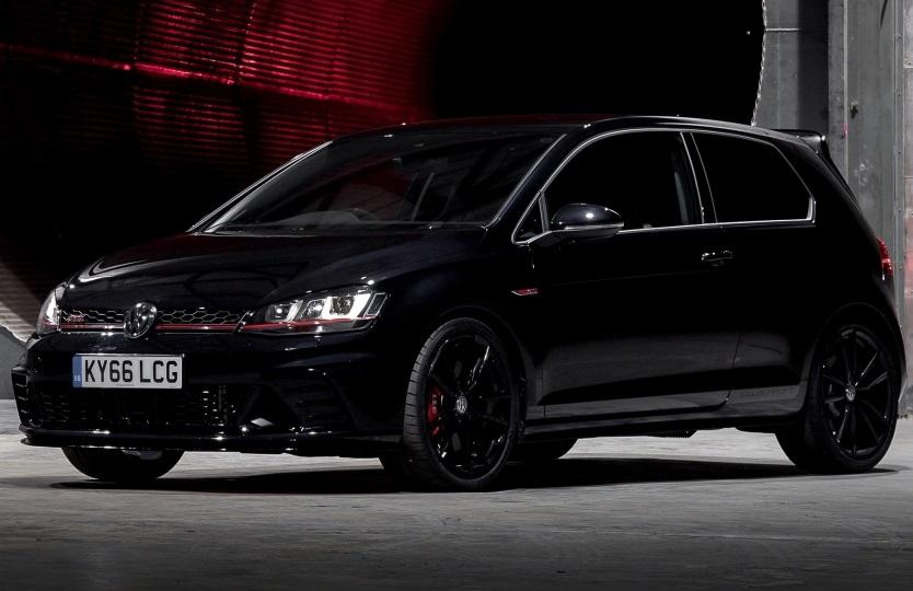Volkswagen випустив особливу модифікацію Golf