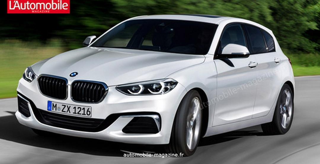BMW 1-Series 2019: ���������� ��� ����� ���������