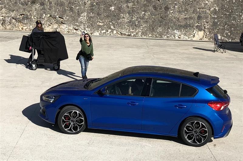 Новий Ford Focus помітили без камуфляжу