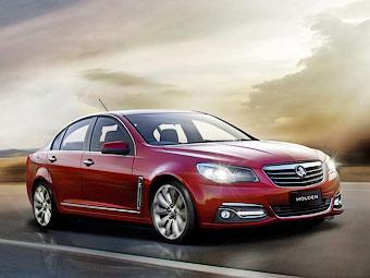 Chevrolet показала новий седан