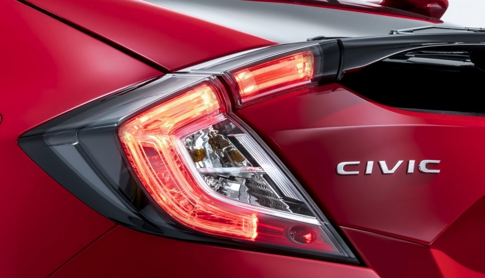 Honda Civic 2018: презентація 10-го покоління