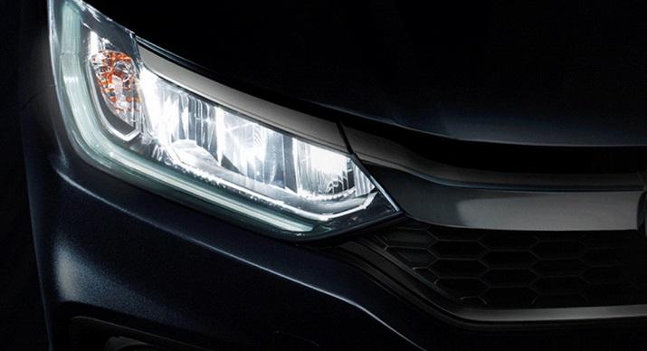 Honda показала новий седан City