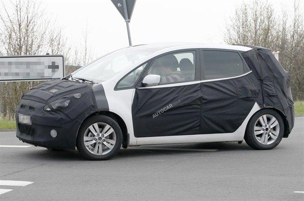 Новий мінівен Hyundai
