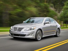 Компанія Hyundai обновила седан Genesis