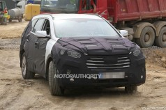 Hyundai тестує новий кросовер