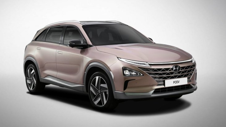 Офіційно: Hyundai анонсував прем'єру водневого кросовера