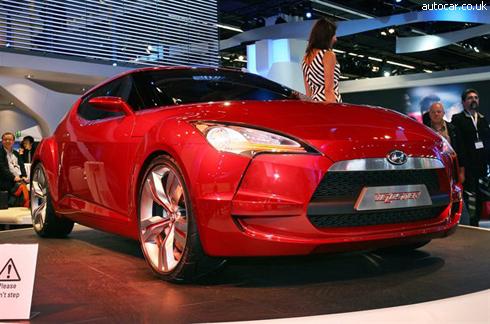 Новий Hyundai Coupe