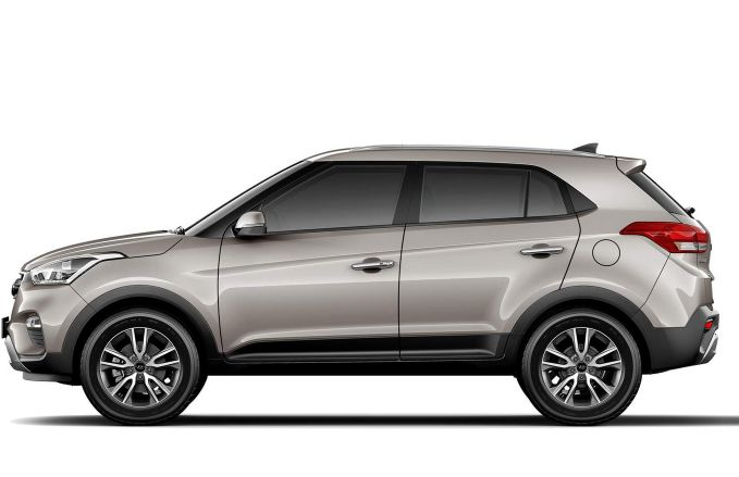 Hyundai Creta 2018: кросовер оновився