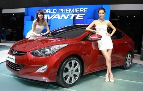 Новий Hyundai Elantra показали в Пекіні