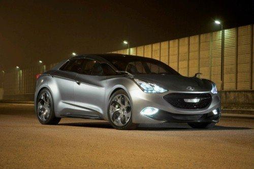 Hyundai i-flow замінит Sonata