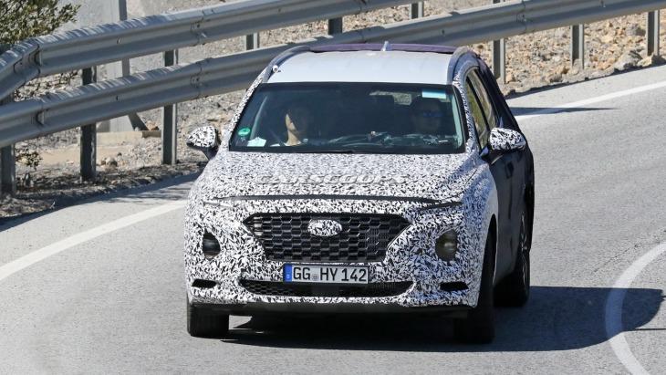 Hyundai Santa Fe 2019: нова інформація