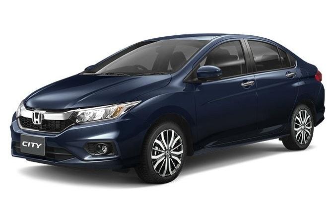 Оновлений седан Honda City представлений офіційно