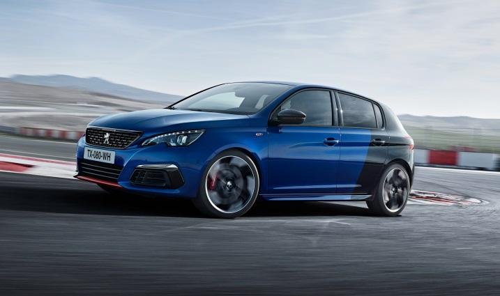 Новий Peugeot 308: перші зображення та технічна інформація