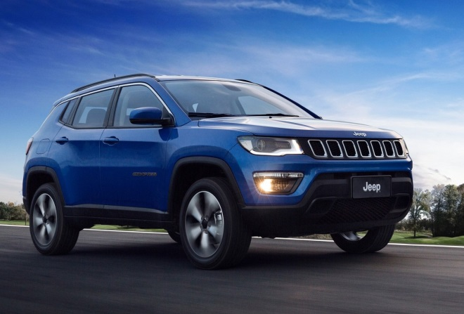 Jeep оголосив ціни на новий позашляховик