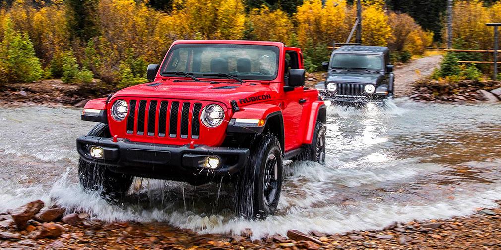 Що нового: Jeep Wrangler 2018 року