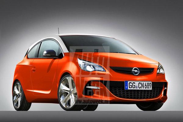 Новий Opel назвуть Junior або Allegra