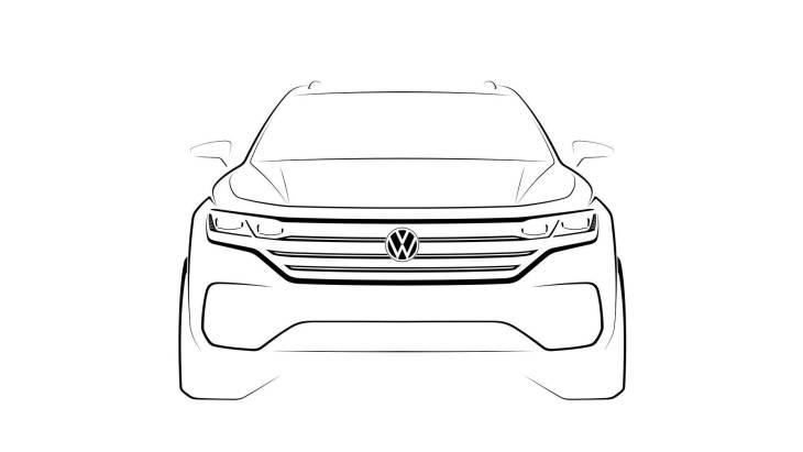 Новий Volkswagen Touareg: «свіжа» інформація