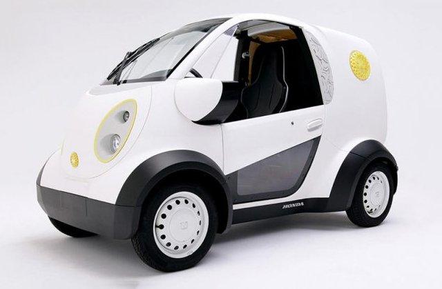 Honda почне друкувати дешеві електромобілі на 3D-принтері