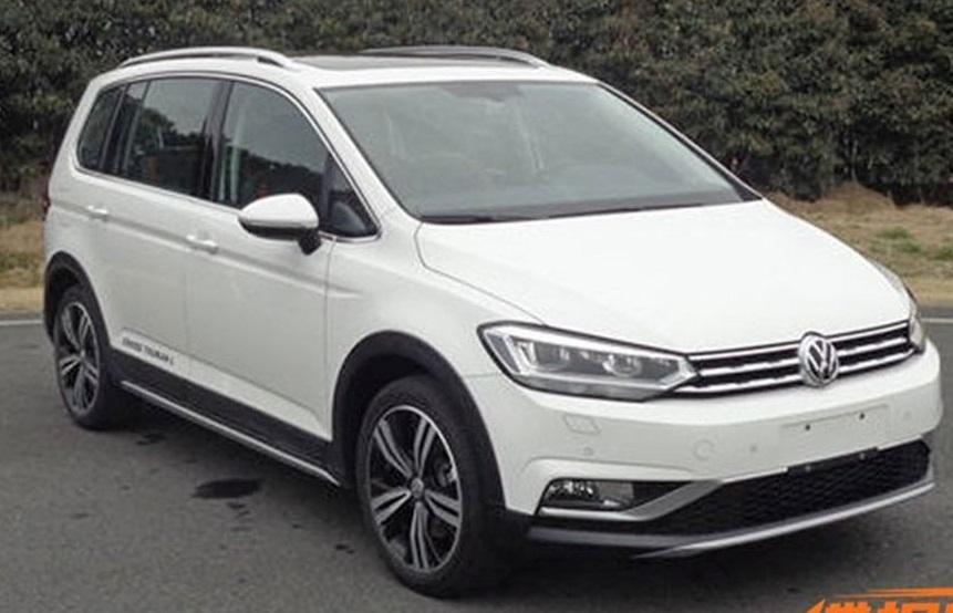 Volkswagen показав новий кросовер