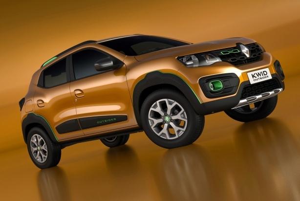 Renault Kwid: