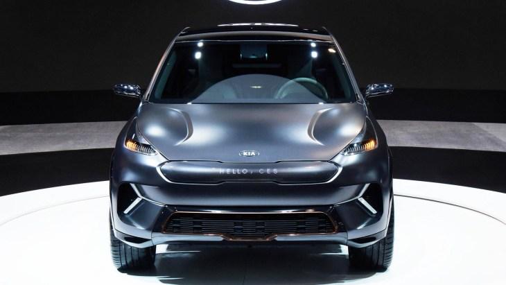 KIA представила електричний крос Niro EV Concept
