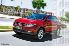 У лінійці VW Polo з'явиться кросовер