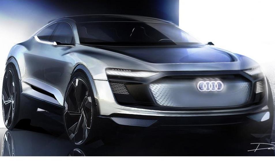 Audi офіційно показала новий електричний кросовер