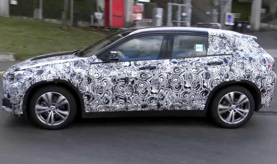 Кросовер BMW X2: перше відео новинки