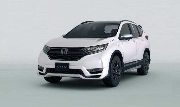Honda везе в Токіо концептуальний кросовер CR-V Custom