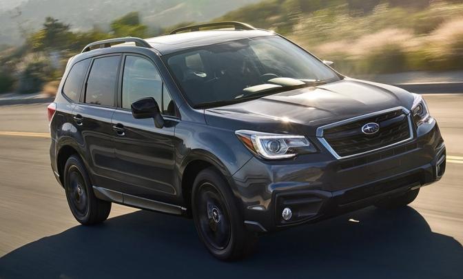 Новий Subaru Forester: офіційна презентація