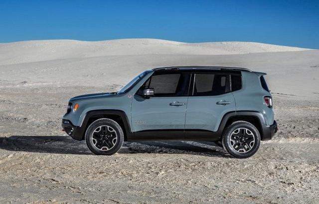 Jeep випустить
