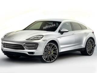 "Porsche готує ""Cayenne Coupe"""