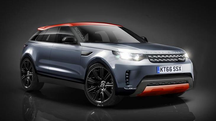 Land Rover готує повністю нову модель позашляховика