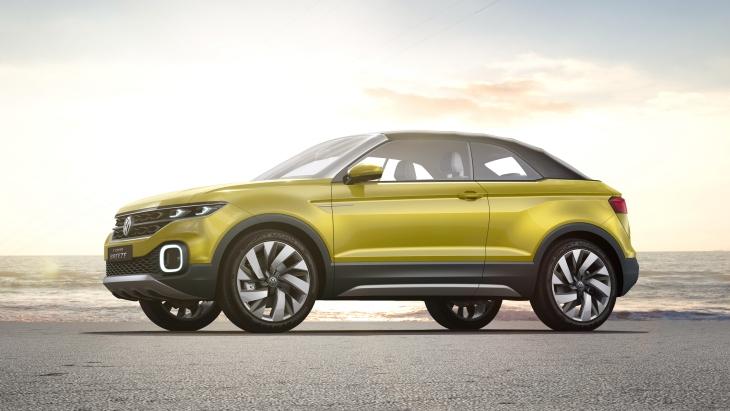 Volkswagen T-Cross: презентація нового кросовера