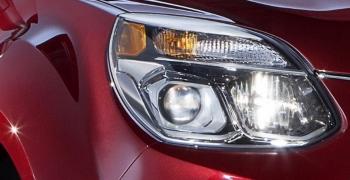 Chevrolet показала