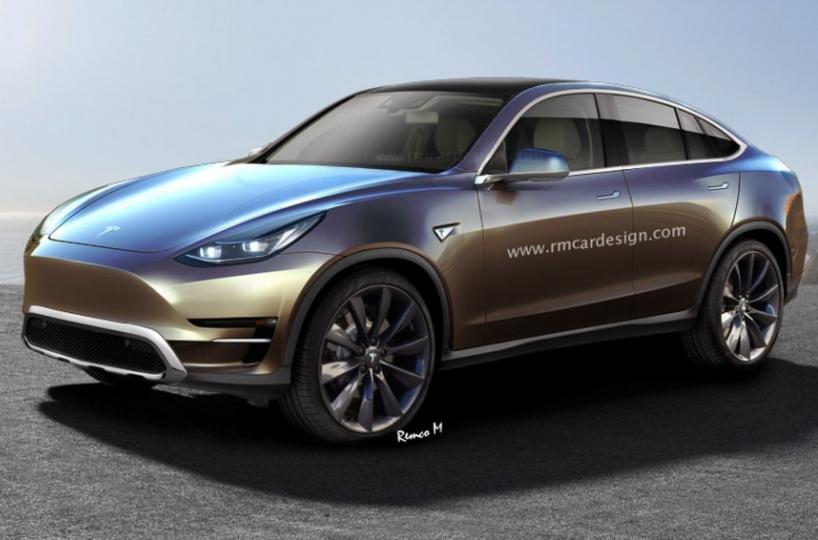 Tesla Model Y: нова інформація про компактний кросовер
