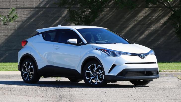 Toyota «обновила» компактний кросовер C-HR