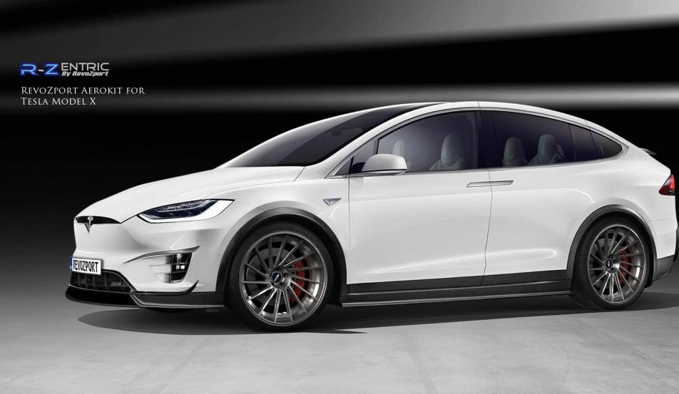 Tesla Model X несподівано оновили